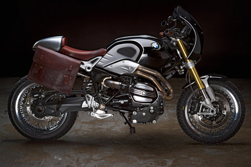 BMW R NineT Do phong cach Cafe Racer - 2