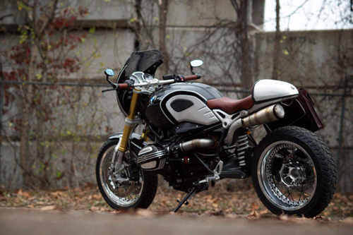 BMW R NineT Do phong cach Cafe Racer - 5