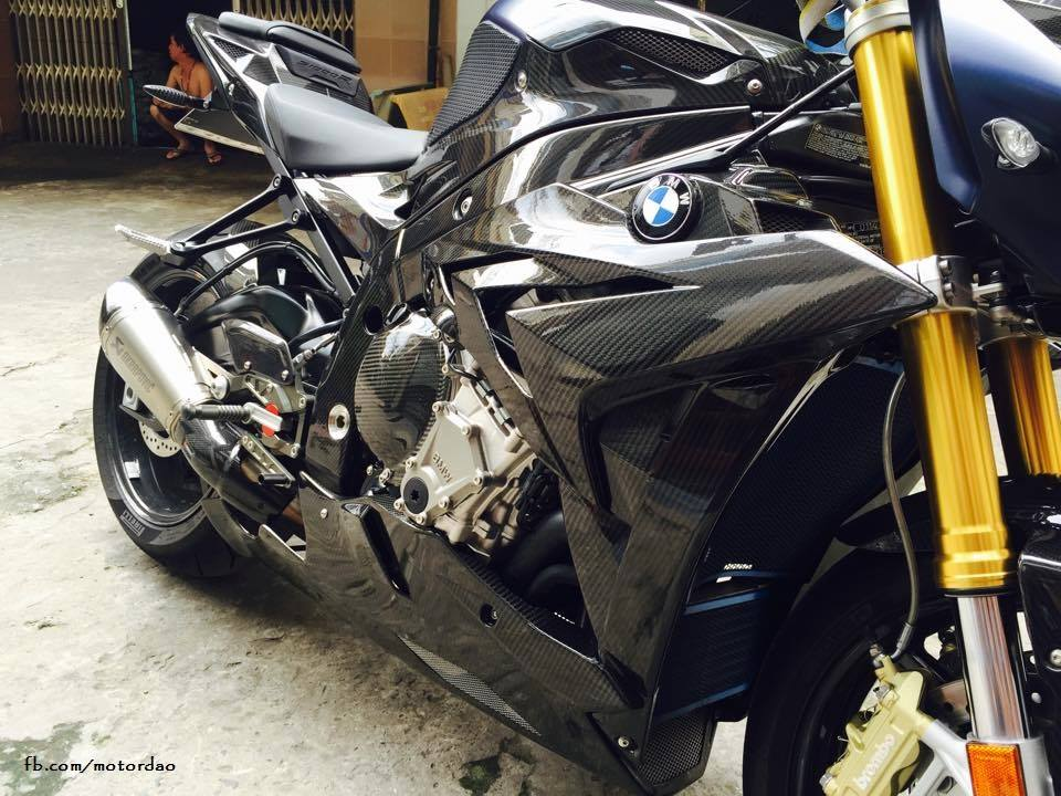 BMW S1000R do full carbon cuc chat - 3