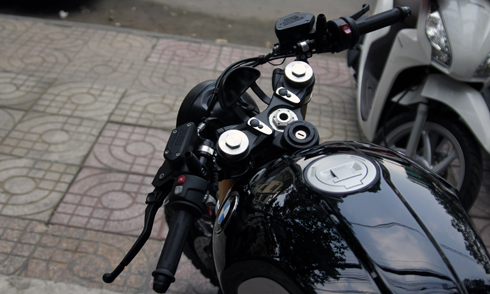 Bo doi BMW R nineT Do ve Viet Nam - 22