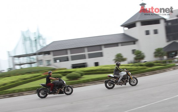 Ducati Monster 1200S Quy dau dan day suc manh - 6