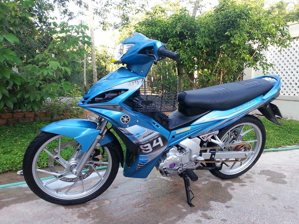 Ex 2006 do voi may thai sieu ben bi cua hang Yamaha - 3