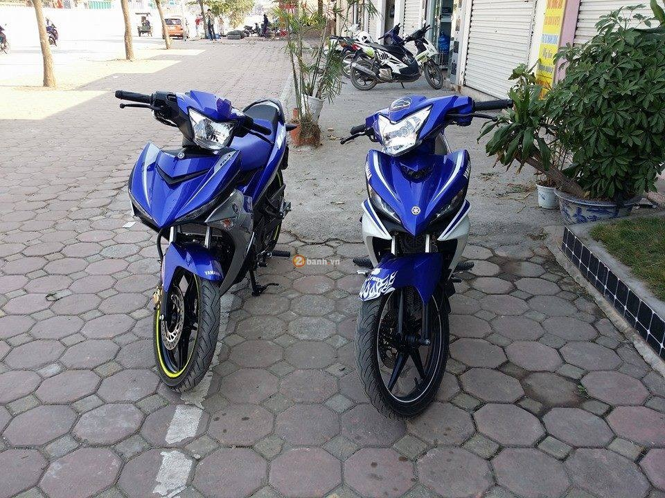 Exciter 150 so dang Exciter 135 cua Biker Ha Thanh - 3