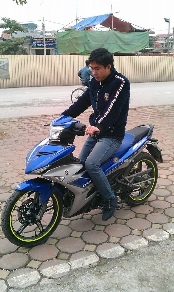 Exciter 150 so dang Exciter 135 cua Biker Ha Thanh - 4