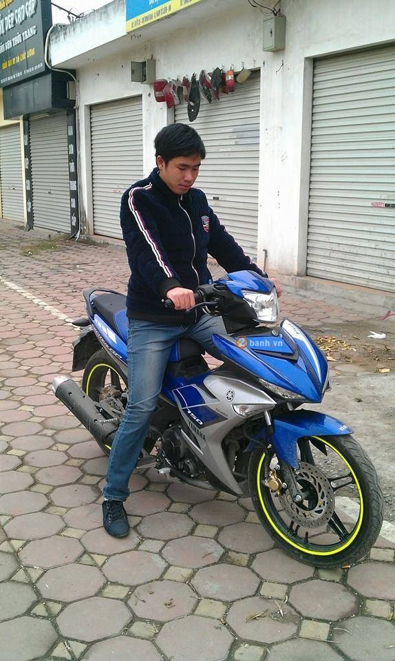 Exciter 150 so dang Exciter 135 cua Biker Ha Thanh - 5