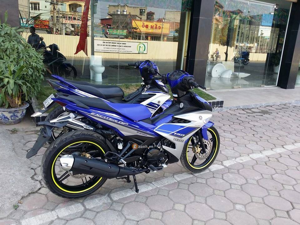 Exciter 150 so dang Exciter 135 cua Biker Ha Thanh - 6
