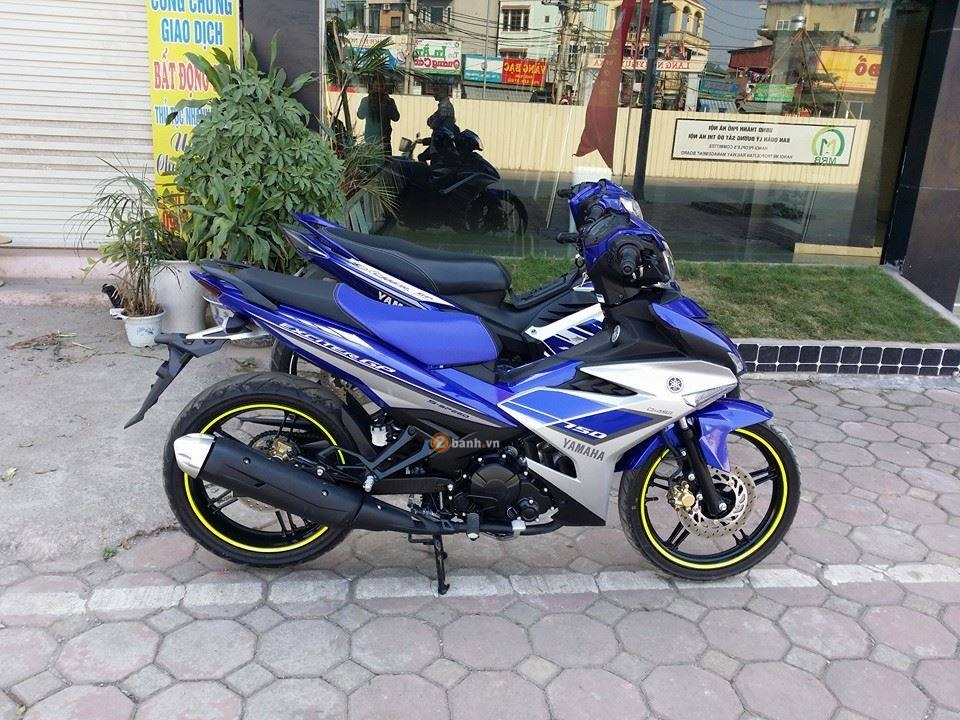 Exciter 150 so dang Exciter 135 cua Biker Ha Thanh - 7