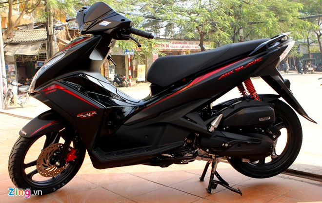 Honda AirBlade 125 2015 Chi tiet anh that te