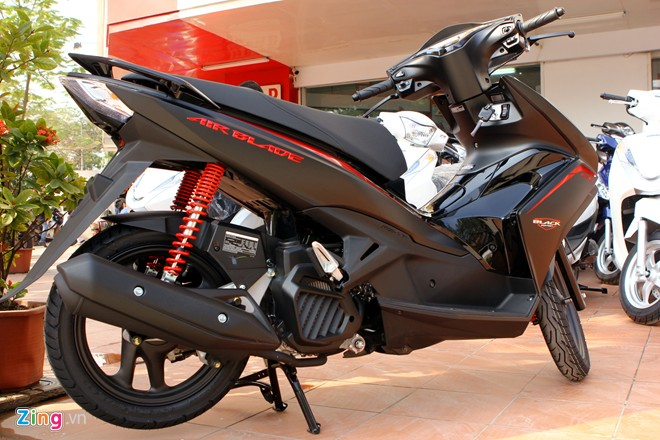 Honda AirBlade 125 2015 Chi tiet anh that te - 3