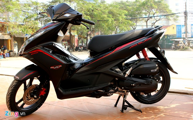 Honda AirBlade 125 2015 Chi tiet anh that te - 18