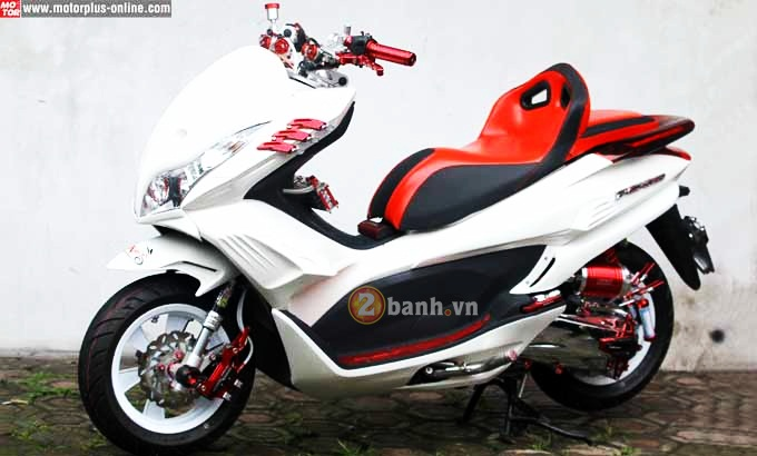 Honda PCX do full do choi Biker