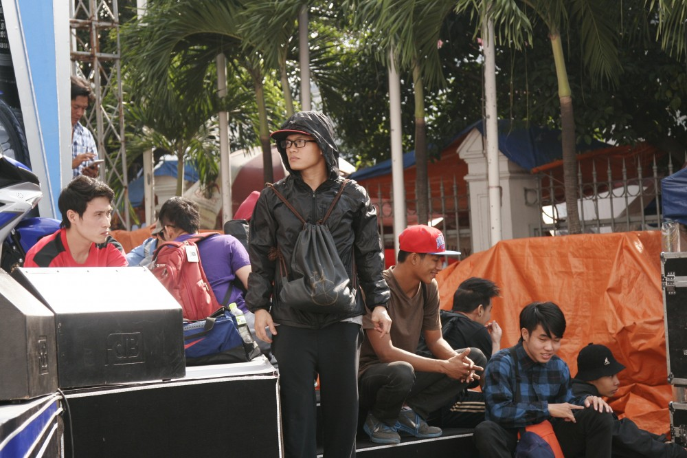 Ngay hoi Exciter 150 tai HCM The King Of Street - 5