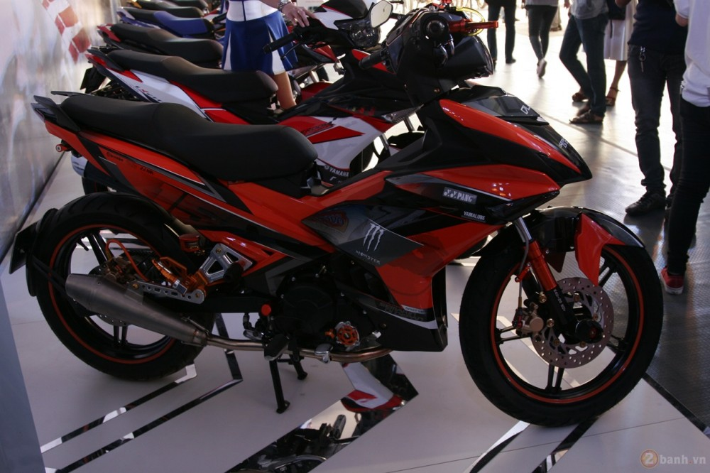 Ngay hoi Exciter 150 tai HCM The King Of Street - 14