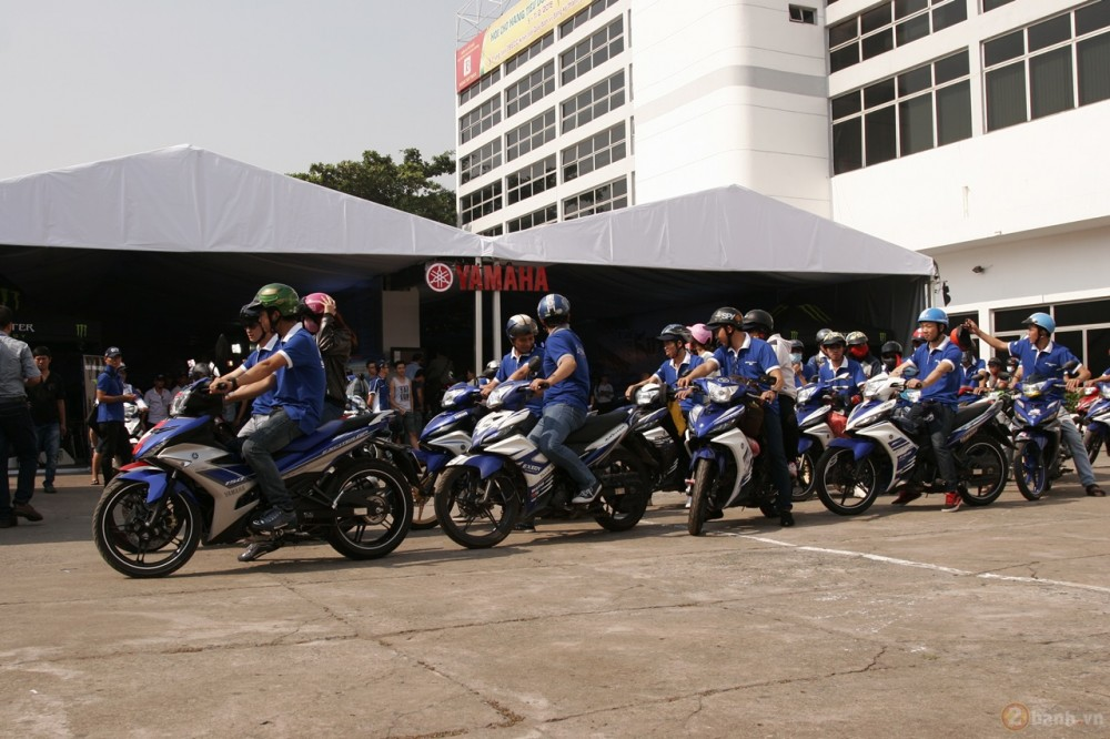 Ngay hoi Exciter 150 tai HCM The King Of Street - 20