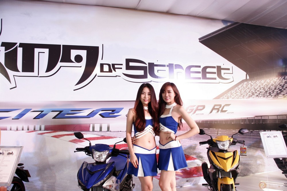 Ngay hoi Exciter 150 tai HCM The King Of Street - 30