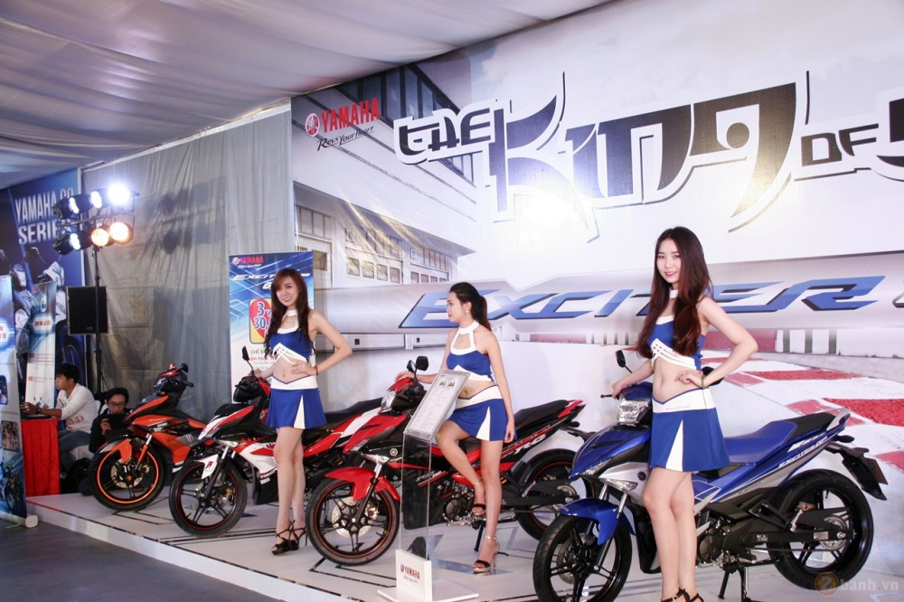 Ngay hoi Exciter 150 tai HCM The King Of Street - 31