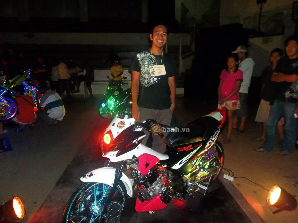 Nhung chiec Raider R150 doat giai trong Motoshow Philippines - 4