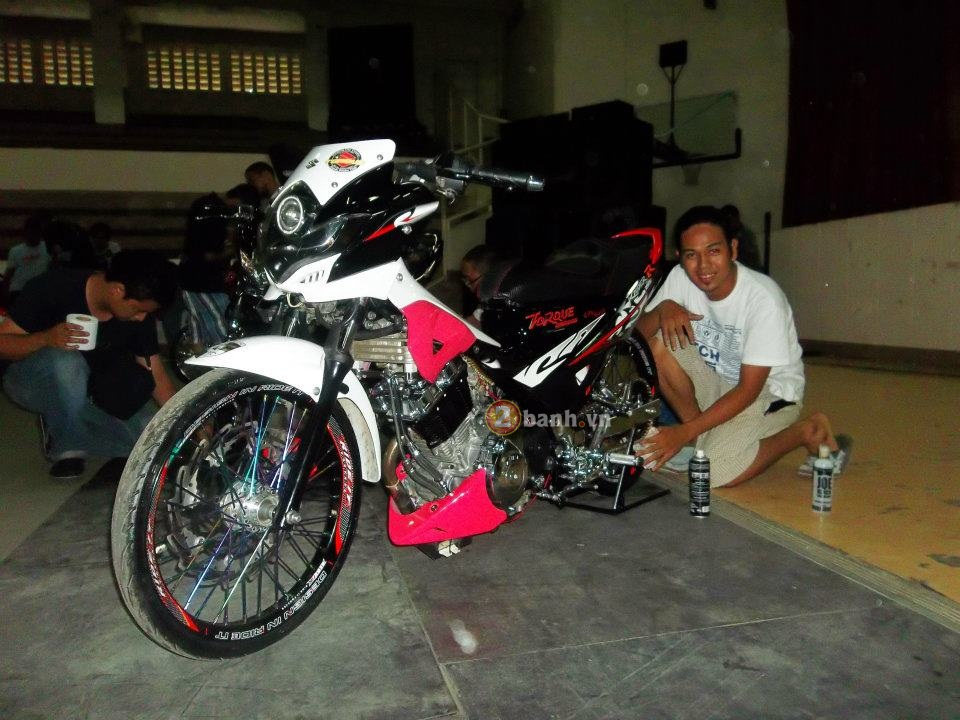 Nhung chiec Raider R150 doat giai trong Motoshow Philippines - 5
