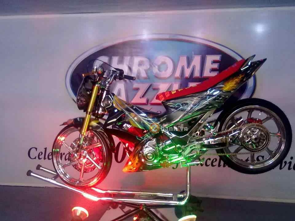 Nhung chiec Raider R150 doat giai trong Motoshow Philippines - 6