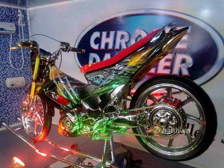 Nhung chiec Raider R150 doat giai trong Motoshow Philippines - 7