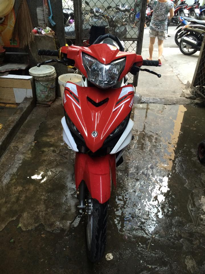 show nhe Exciter 135cc 2014 mot su lua chon ly tuong