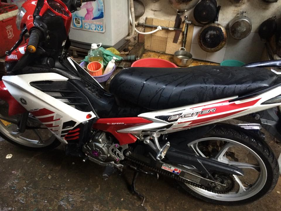 show nhe Exciter 135cc 2014 mot su lua chon ly tuong - 3