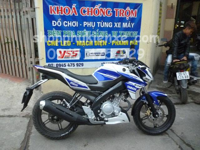 Yamaha Fz150i do pas bien so Exciter 150 - 3