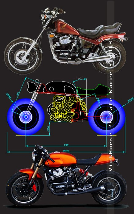 Cach do Cafe Racer toi uu nhat - 4
