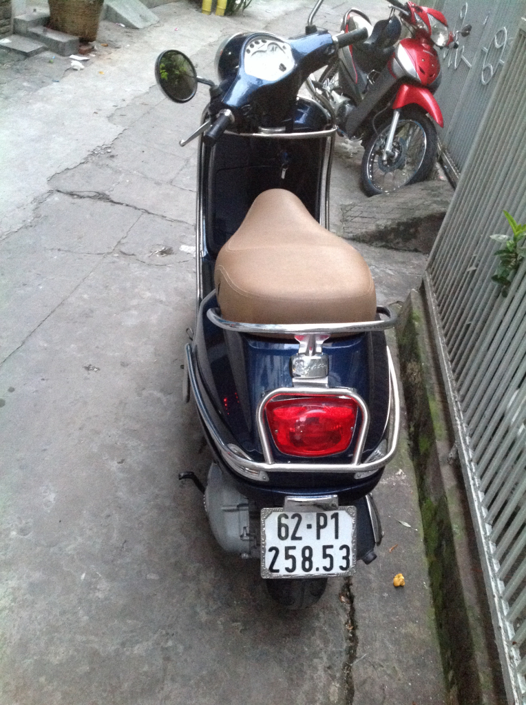 Can ban Vespa LX 125 3v ie 62013 BS Long Anngay chu - 3