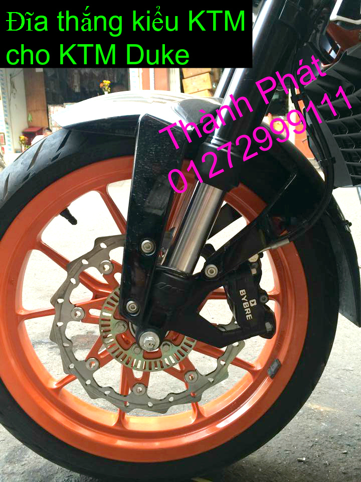 Do choi KTM Duke 125 200 390 tu A Z Gia tot Up 522015 - 46