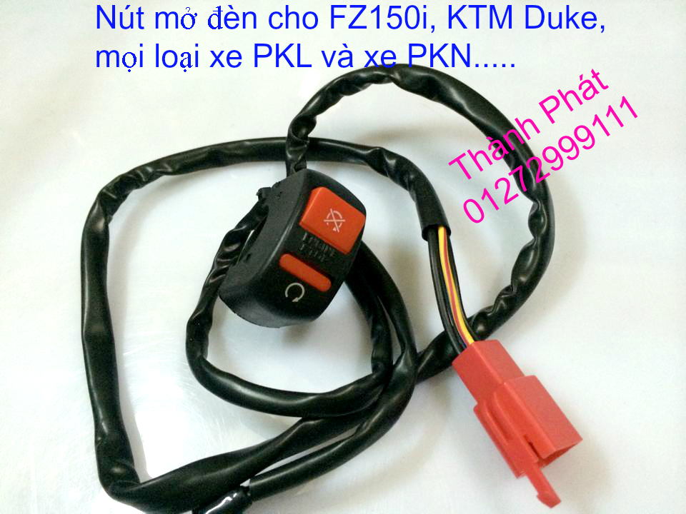 Do choi KTM Duke 125 200 390 tu A Z Gia tot - 9