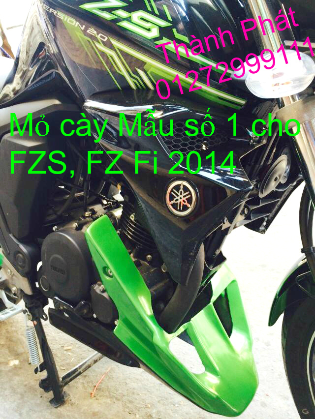 Do choi cho FZS Fi Ver 2 2014 FZS FZ16 2011 tu A Z Gia tot Up 2722015 - 13
