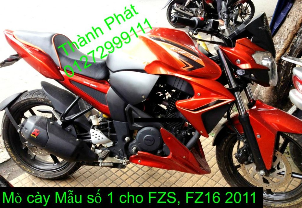 Do choi cho FZS Fi Ver 2 2014 FZS FZ16 2011 tu A Z Gia tot Up 2722015 - 15