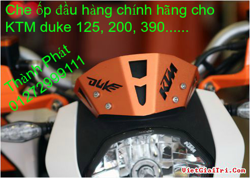 Do choi KTM Duke 125 200 390 tu A Z Gia tot - 22