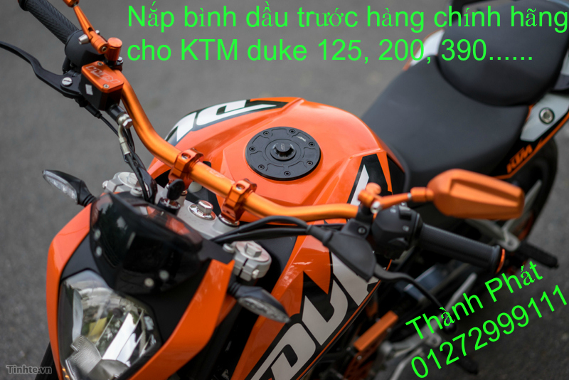 Do choi KTM Duke 125 200 390 tu A Z Gia tot Up 522015 - 26