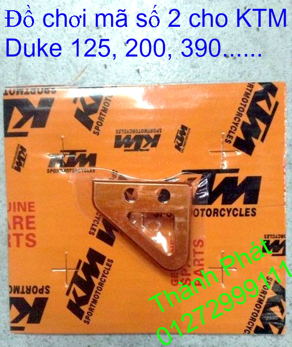 Do choi KTM Duke 125 200 390 tu A Z Gia tot Up 522015 - 32