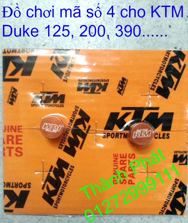 Do choi KTM Duke 125 200 390 tu A Z Gia tot Up 522015 - 34