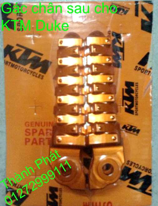 Do choi KTM Duke 125 200 390 tu A Z Gia tot Up 522015 - 48