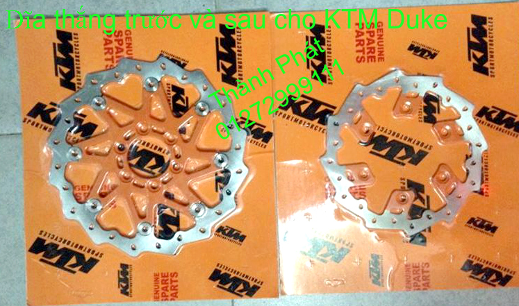 Do choi KTM Duke 125 200 390 tu A Z Gia tot Up 522015 - 45