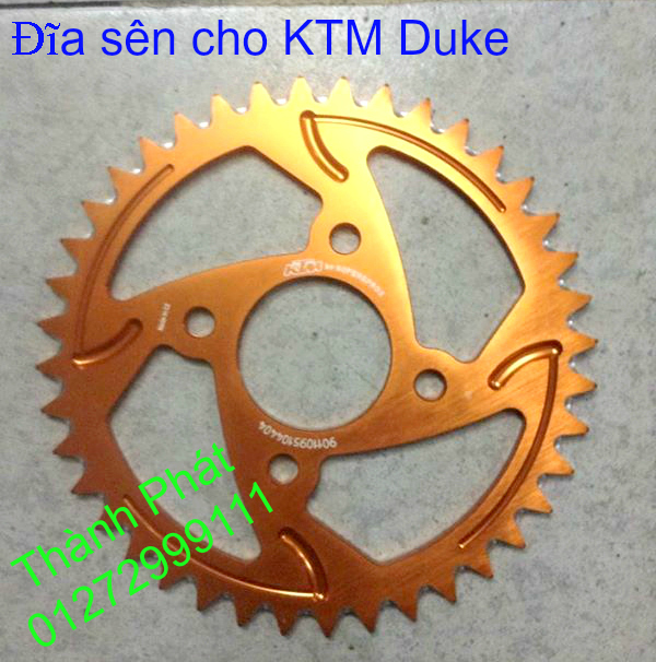 Do choi KTM Duke 125 200 390 tu A Z Gia tot Up 522015 - 49