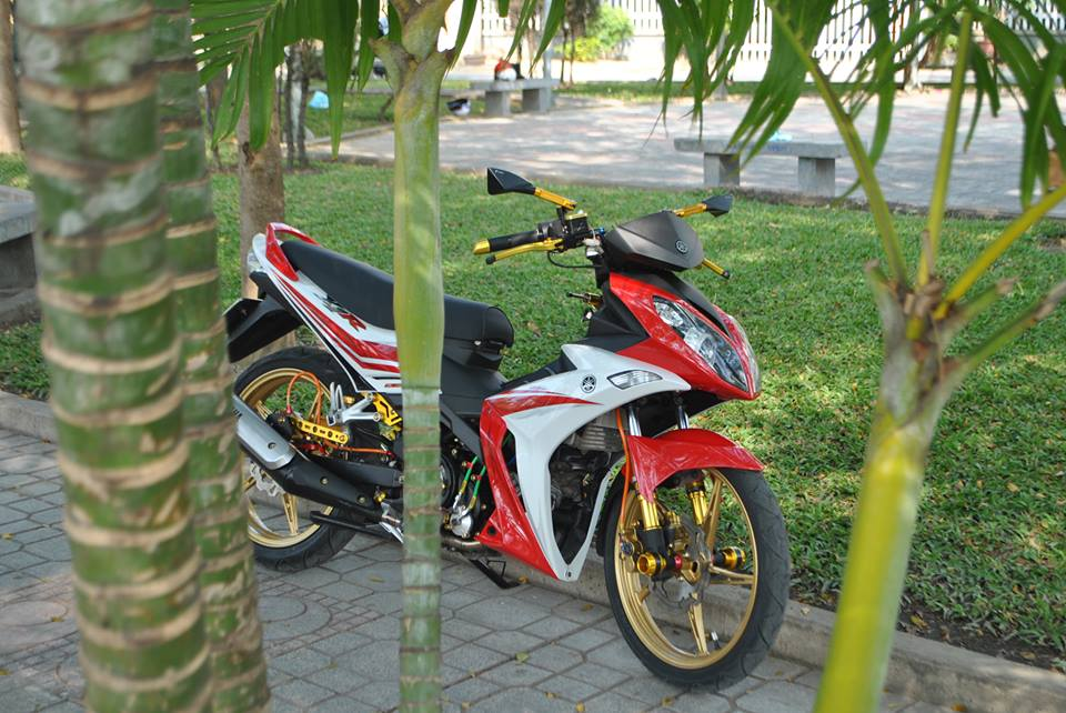 Exciter style X1R Nha Trang khoe sac - 15