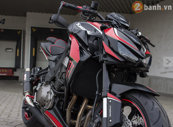 Kawasaki Z1000 2014 chat choi voi Hly Edition - 3