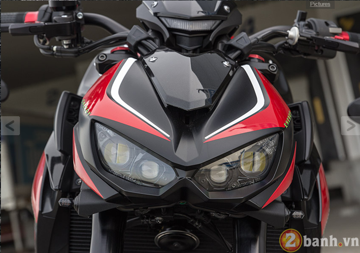 Kawasaki Z1000 2014 chat choi voi Hly Edition - 4