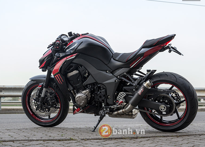 Kawasaki Z1000 2014 chat choi voi Hly Edition - 21