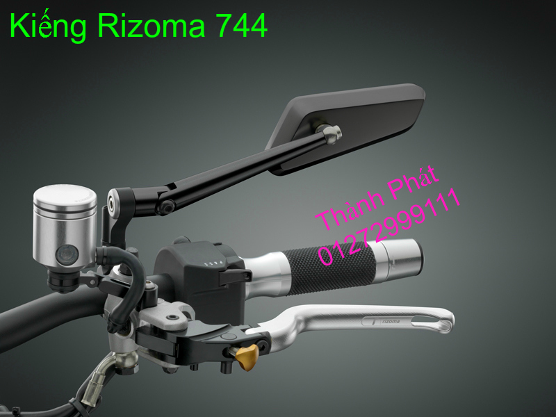 Kieng Thai RIZOMA 744 851 TOMOK CLASS Radial Nake ELisse iphone DNA Kieng gu CRG - 35