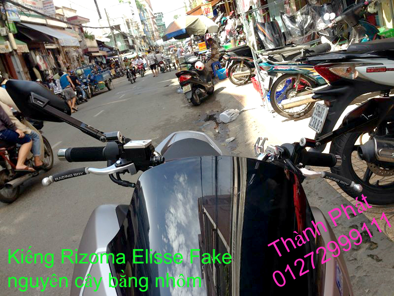 Kieng Thai RIZOMA 744 851 TOMOK CLASS Radial Nake ELisse iphone DNA Kieng gu CRG - 47