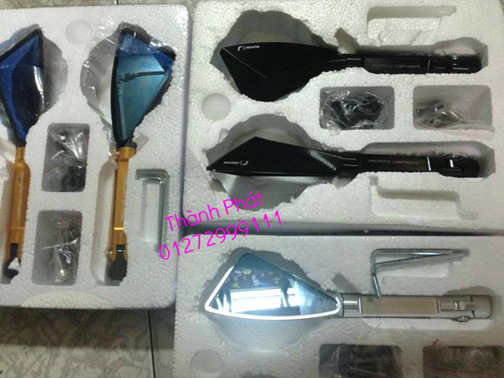 Do choi cho Raider 150 VN Satria F150 tu AZ Up 992015 - 5