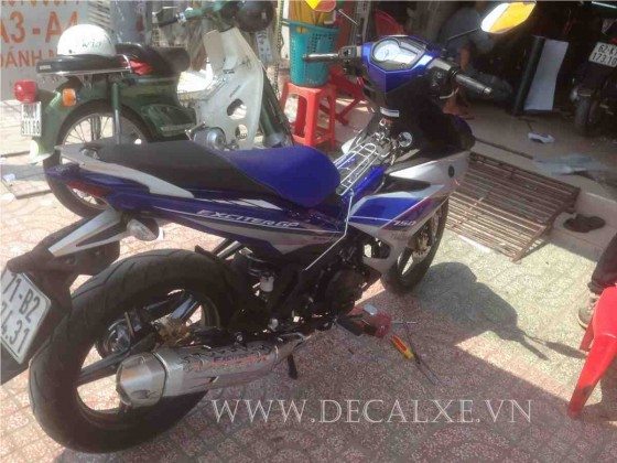 Phu tung xe may Exciter 150 - 2