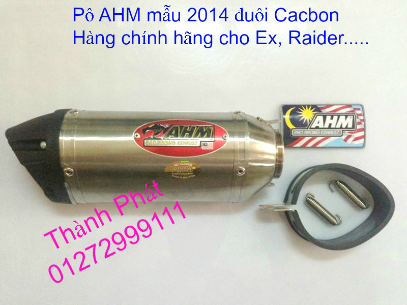 Po do Po kieu Co po 7 khuc AHM Akrapovic Yoshimura SC Project 2 Brother MIVV YYPANG Leov - 11