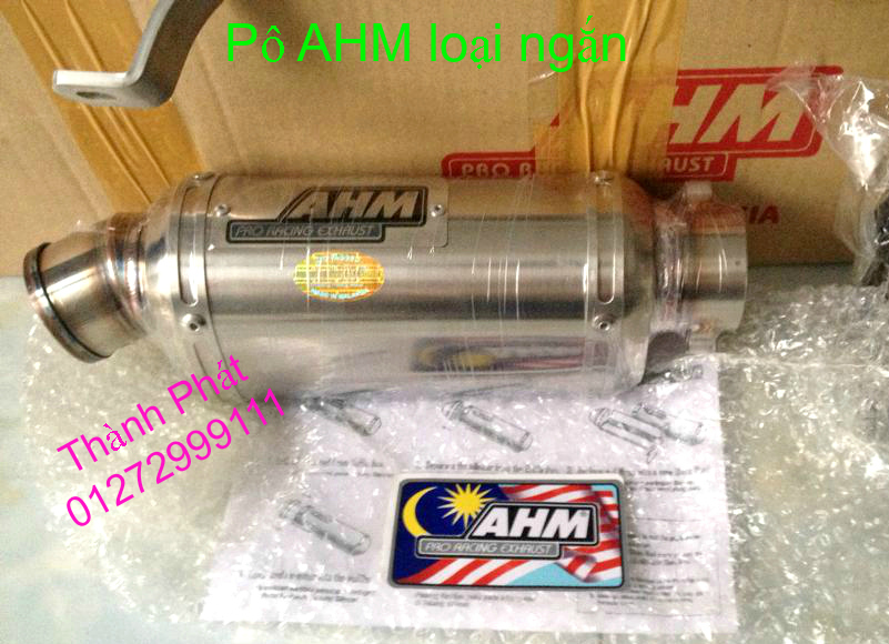 Po do Po kieu Co po 7 khuc AHM Akrapovic Yoshimura SC Project 2 Brother MIVV YYPANG Leov - 16